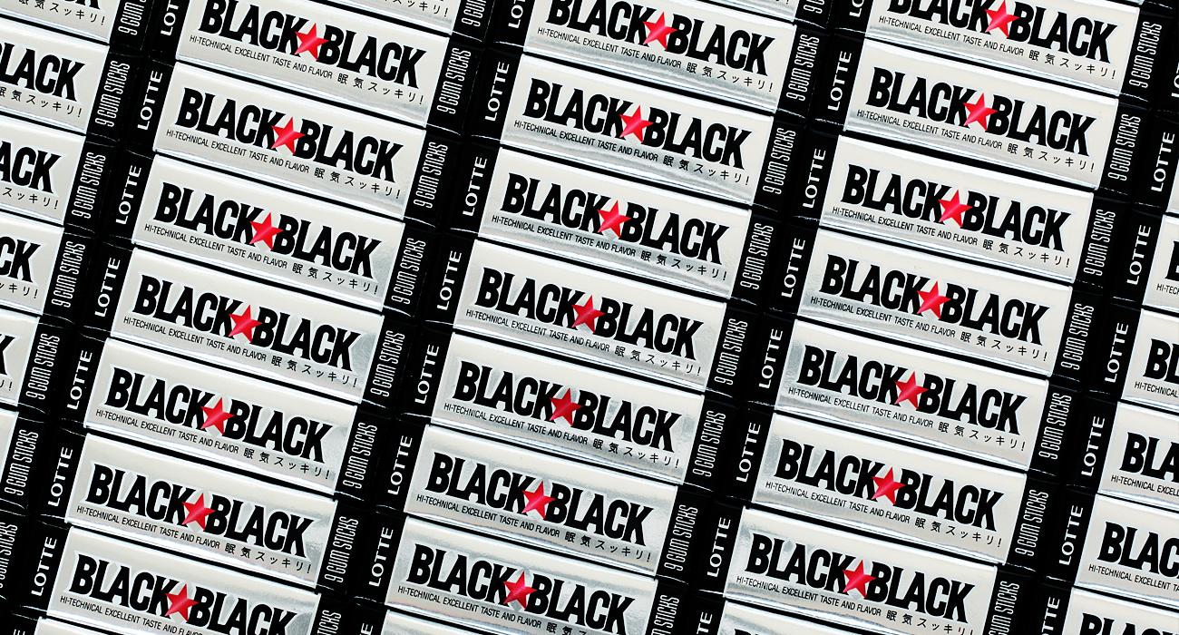 BLACK BLACK / FLAVONO