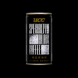 台湾限定・新商品「SPECIALTY BLACK COFFEE」のパッケージデザイン