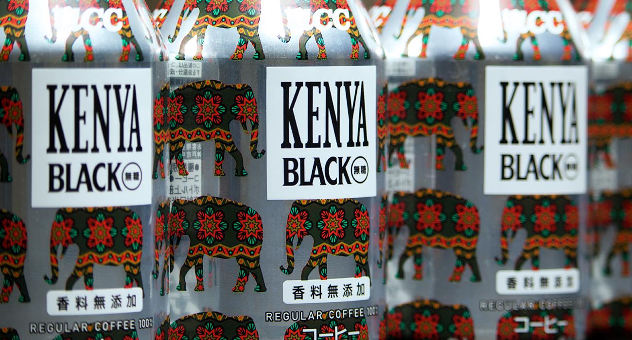 UCC KENYA / MANDHELING / PAPUA / ETHIOPIA BLACK無糖