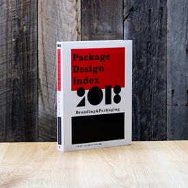 書籍掲載「Package Design Index 2018」